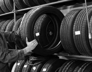 Tire storage, Trans-Mico Automotive